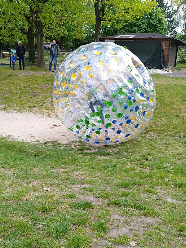 Zorb Laufball